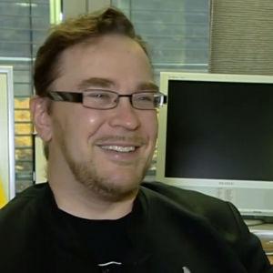 Jyrki Kasvi vuonna 2009.