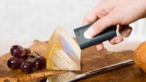 Med hjälp av en materialradar kan man scanna av t.ex. maten.