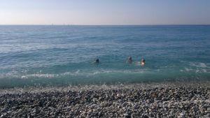 Strand i Nice, 2013