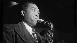 Saksofonisti Charlie Parker