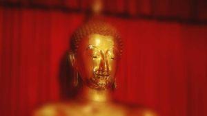 Buddhan patsas, kultainen