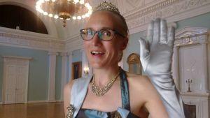Marjut Tervola vai prinsessa Victoria?