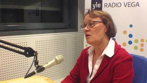 Kristina Wikberg, direktör för svenska och internationella ärenden vid Kommunförbundet