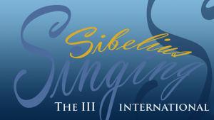 Sibelius-laulukilpailun logo.