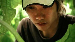 Vietnamesiska invandraren Them Dinh Luu i Närpes.