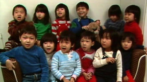 Invandrarbarn i Finland.