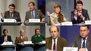 valdebatt, 1991,