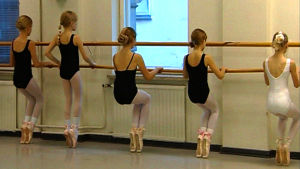 Balettövning, 2004