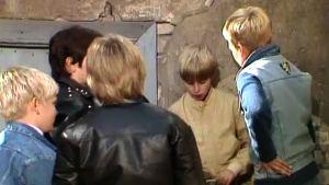 Drama om mobbning, 1984