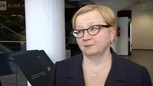 Varatuomari Riitta Leppiniemi
