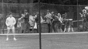 Tennis och musikparad, 1972
