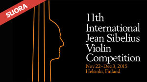 Sibelius-viulukilpailun logo.