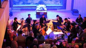 Konserttiladon orkesteri