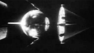 Sputnik 1, Sovjetunionens första satellit, 1957