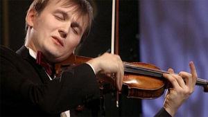 Viulisti Nikita Boriso-Glebsky