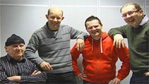 redaktionen på yle sporten 2009