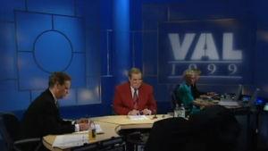 redaktionen på valvakan 1999