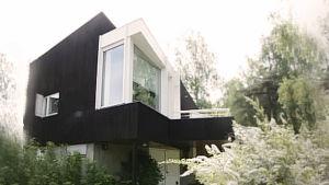 Göran Schildts villa, designad av Alvar Aalto