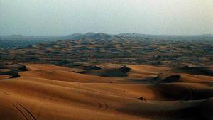 hiekka-aavikko, erämaa, autiomaa