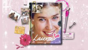 Kuvakaappaus Laura-sarjan nettisivuista