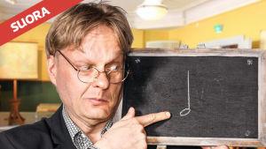 Iiro Rantalan musiikkiluokka.