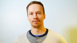 Opettaja Hannu Moilanen