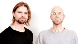 Harri Haatainen ja Heikki Soini