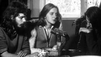 Kjell Österberg, Marit Lundström, Leif Lundström, 1977