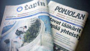 Lapin Kansa och Pohjolan Sanomat hör till Alma Media
