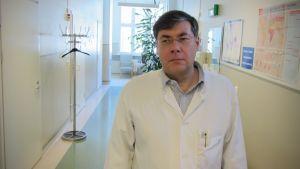 Överläkare Asko Järvinen