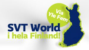 SVT World syns i hela landet