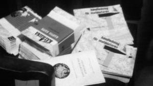 Broschyrer om malmletning, 1970