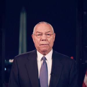Colin Powell vuonna 2020.
