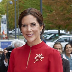 Kronprinsessan Mary av Danmark.