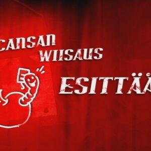 Kansan viisaus esittää logo 2