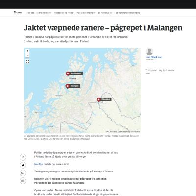 Kuva NRK:n nettijutusta