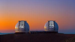Keck-observatorio