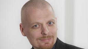 Janne Sievonen, verksamhetsledare på Reilu kauppa ry.