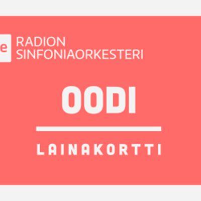 RSO:n Oodi-kortin kuva