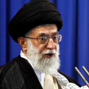 Irans högsta ledare Ali Khamenei.