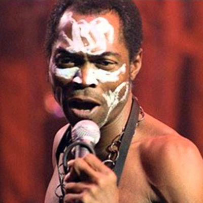 Fela Kuti var en nigeriansk musiker