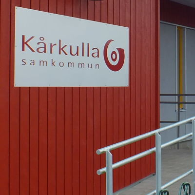 Kårkullas nya boende på Nygränd i Närpes.