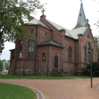 Kaupungin kirkko