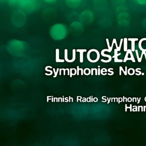RSO:n Lutoslawski-levyn kansi