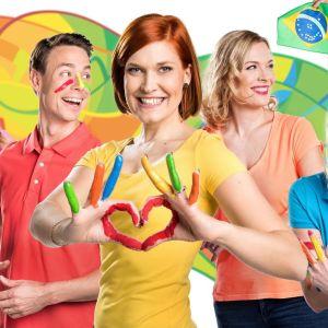 Yles programledare under OS i Rio