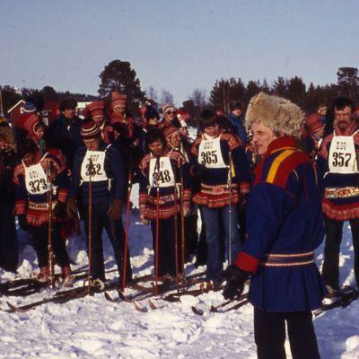 Heahttá Márjjábeaivvit 1977 marianpäivät enontekiö eanodat