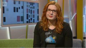 Colossal Orders vd Mariina Hallikainen i Yles aamu-TV.