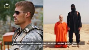 Amerikanska journalisten James Foley avrättades IS.