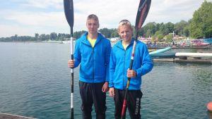 paddling, nykänen-hakala