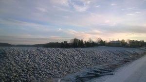 Kålrotsberget var 70 meter långt